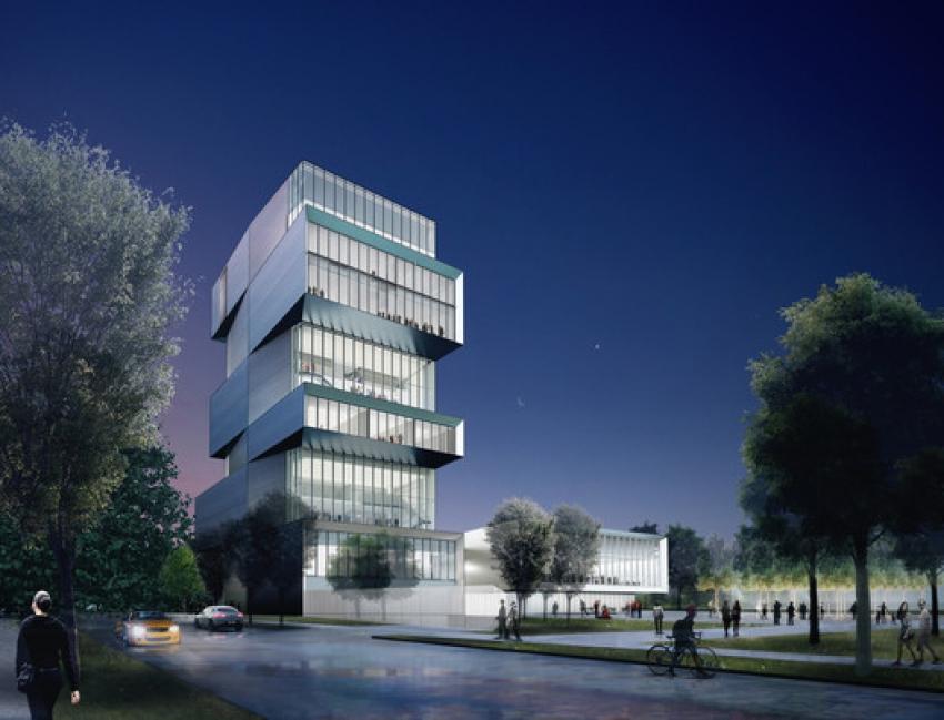 Diller Scofidio + Renfro Releases New Design for University of Chicagos Rubenstein Forum