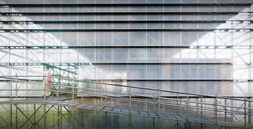 Khám phá không gian thời gian với kiến trúc tạm thời