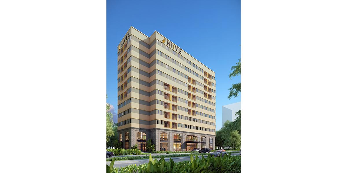 AR - Hiive Hotel