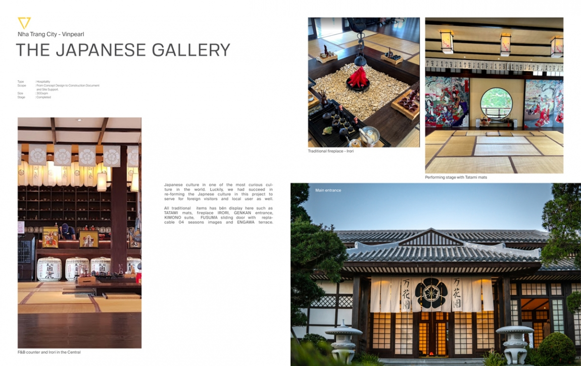 THE JAPANESE GALLERY