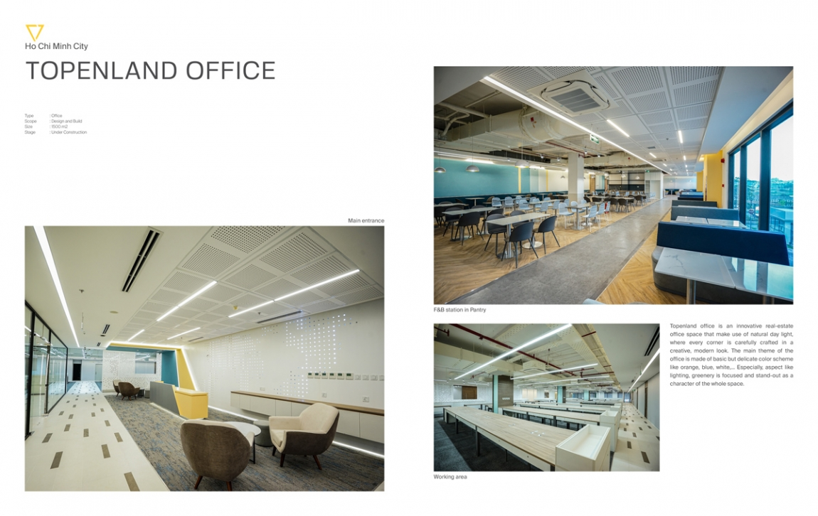 TOPENLAND OFFICE